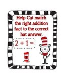 Cat in the Hat Addition Game