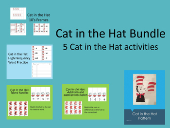 Cat in the Hat Bundle