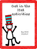 Cat in the Hat, Dr. Seuss