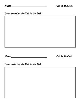 Cat in the Hat Character Traits