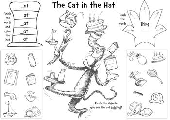 Cat in the Hat Fun!