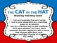 Cat in the Hat | Rhyming Matching Game