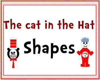 Cat in the Hat (Shapes)