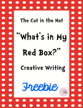 "Cat in the Hat:  ""What's in My Red Box?""  Writing"