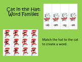 Cat in the Hat: Word Families