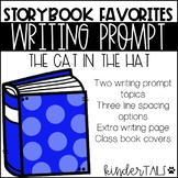 Dr. Seuss Writing Prompt: The Cat in the Hat