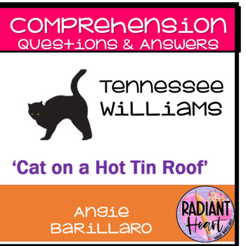 Cat on a Hot Tin Roof Tennesse Williams play Questions & Answers