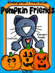 Cat's Pumpkin Friends {2 Fun Emergent Readers, Craftivity and Graphing Activity}