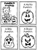 Cat's Pumpkin Friends {2 Fun Emergent Readers, Craftivity