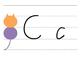 Alphabet Posters - Vic Modern Cursive