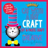 Cat and Hat Craft