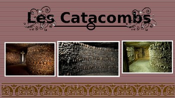 Catacombs quick overview