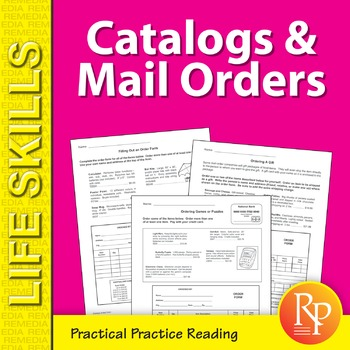 Catalogs & Mail Orders: Practical Practice Reading
