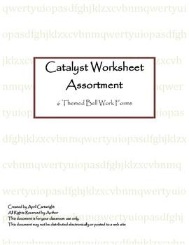 Catalyst (Bell Work) Form Assortment