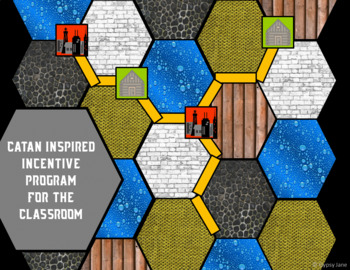 Catan-Inspired Classroom Incentive Program/Activity