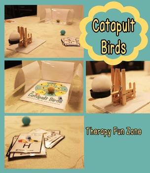 Catapult Birds