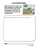 Catapult Project Printable