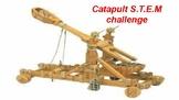 Catapult S.T.E.M challenge