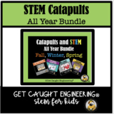 Catapults and STEM | An Engineering Bundle for Levers and Forces