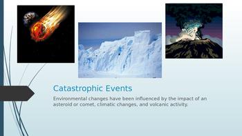 Catastrophic Events PowerPoint