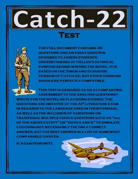 Catch-22 Test