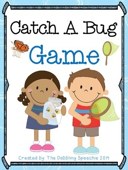 Catch A Bug FREEBIE Game