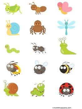 Catch A Bug FREEBIE Game