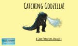 Catch Godzilla! An Articulation Game Targeting 'Vocalic R'