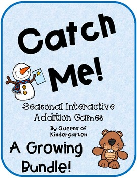Catch Me! An Addition Game