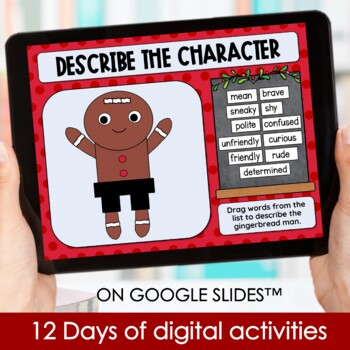 Gingerbread Man Activities, Multi Book Study, Centers and Crafts