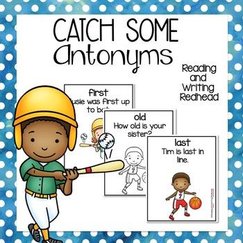 Catch Some Antonym Fun