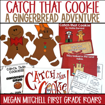 Catch That Cookie Gingerbread Literature Connections