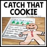 Catch That Cookie   Mini Read Aloud Unit   Book Response