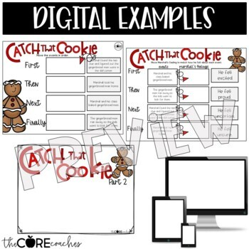 Catch That Cookie: Interactive Read-Aloud Lesson Plans and Activities