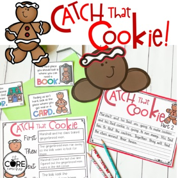 Catch That Cookie Read-Aloud Activity