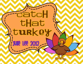 Catch That Turkey