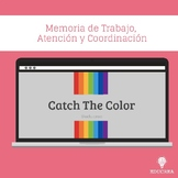 Catch The Color - Working Memory, Coordination, Attention
