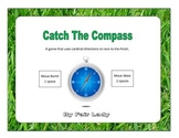 Catch The Compass Game Bundle (Cardinal and Intercardinal