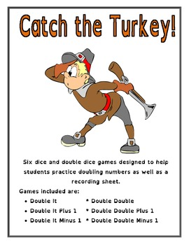 Catch The Turkey Doubles and More Math Games