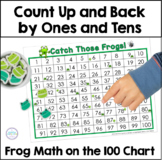 Adding and Subtracting on the Hundred Chart: Catch Those Frogs!