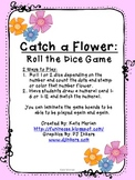 Catch a Flower Dice Game
