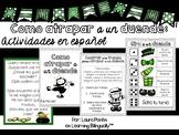 Catch a Leprechaun Activities in Spanish