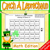 Leprechaun Adding & Subtracting