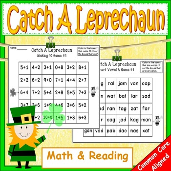 Catch a Leprechaun Bundle