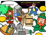 Catch a Leprechaun Clip Art Pack