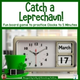 Clocks to 5 Minutes   St. Patrick's Day Game