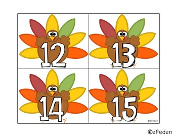 Catch a Turkey: Numbers, Operations, and Base 10