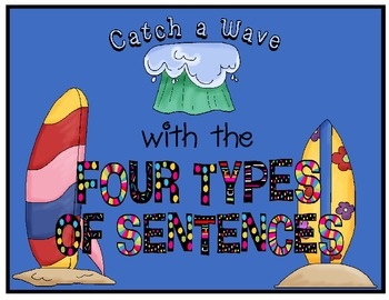 Catch a Wave with the Four Types of Sentences