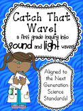 Catch that Wave!  A First Grade Inquiry into Light and Sound Waves