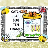Ten Frames: Catch a Bug Addition Within Ten